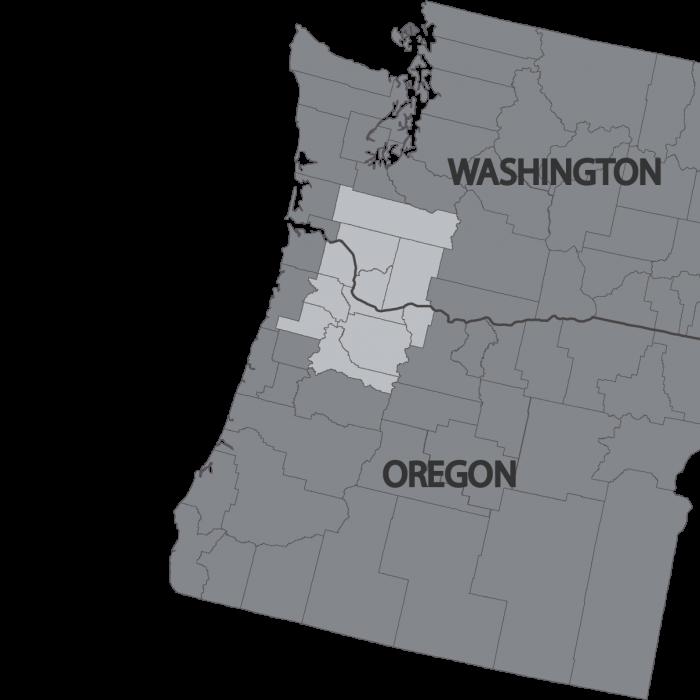 WashingtonOregon - TT Counties no names 3.24.20